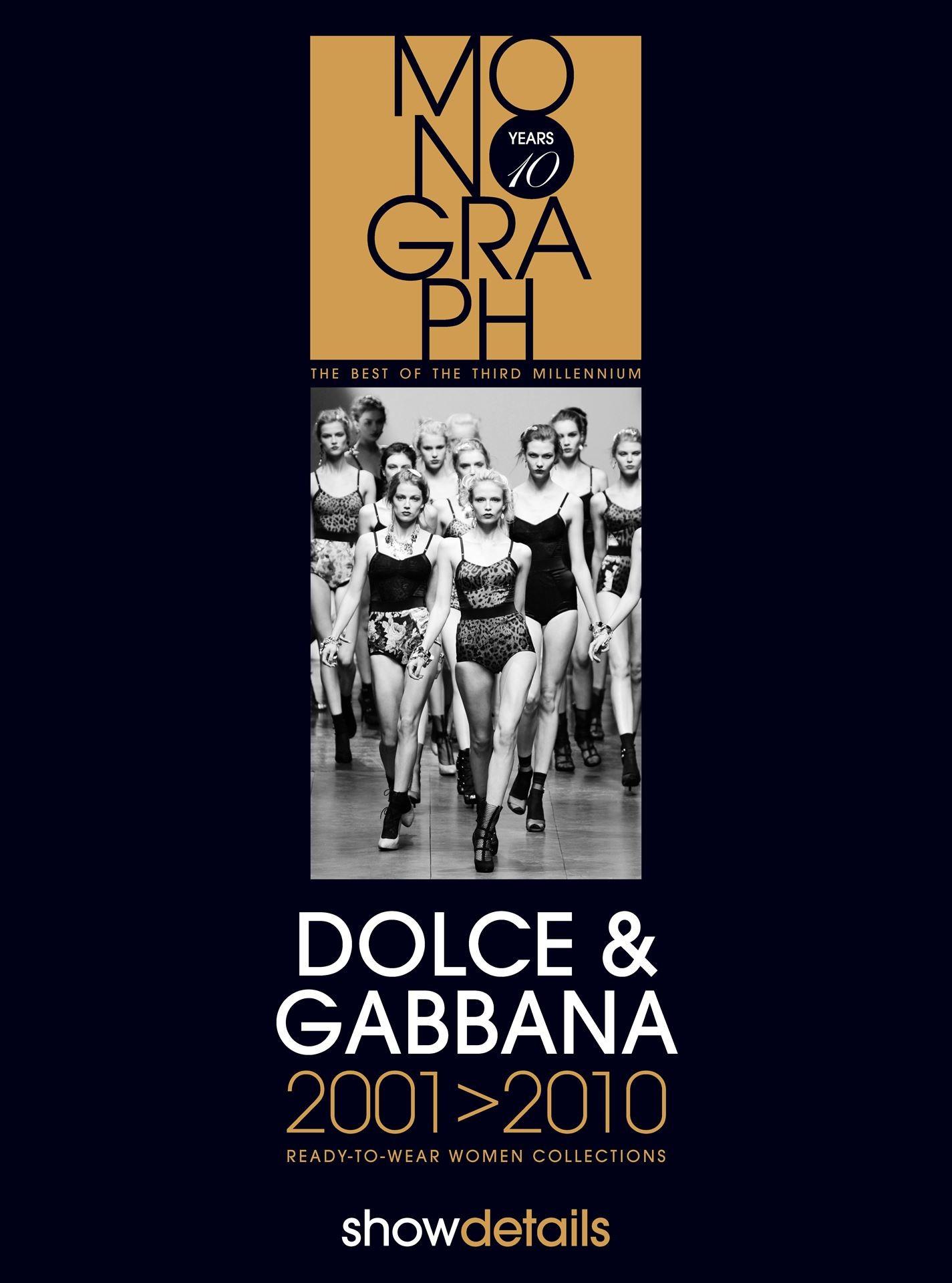 MONOGRAPH 'DOLCE & GABBANA'