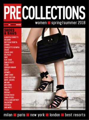 PRE-COLLECTIONS<br>SHOES &#038; BAGS