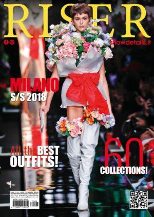 SHOWDETAILS RISER<br>MILANO #9