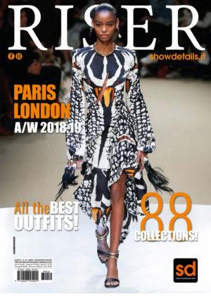 RISER<br>PARIS+LONDON #10
