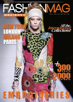 FASHIONMAG<br>EMBROIDERIES FW18.19