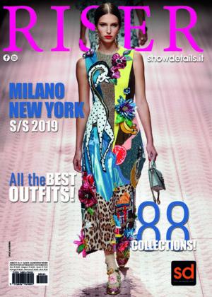 RISER<br>MILANO+NEW YORK #11