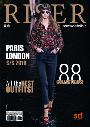 RISER<br>PARIS+LONDON #11