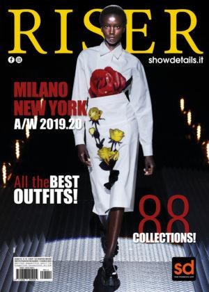 RISER<br>MILANO+NEW YORK #12
