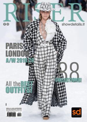 RISER<br>PARIS+LONDON #12