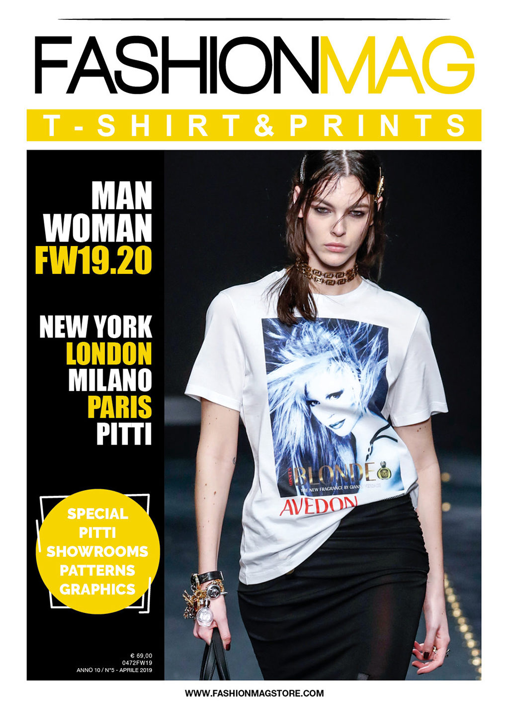 d5c7bb2e8a1 FASHIONMAG T-SHIRT&PRINTS FW 19.20 | Showdetails