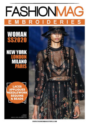 FASHIONMAG<br>EMBROIDERIES SS2020