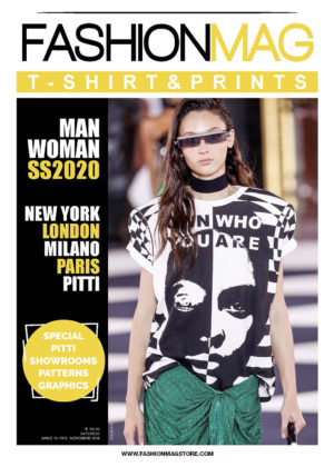 FASHIONMAG<br>T-SHIRT&PRINTS SS2020